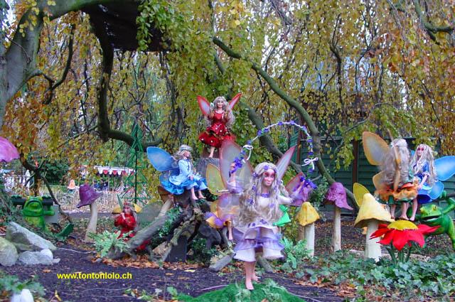 Gondoles des elfes