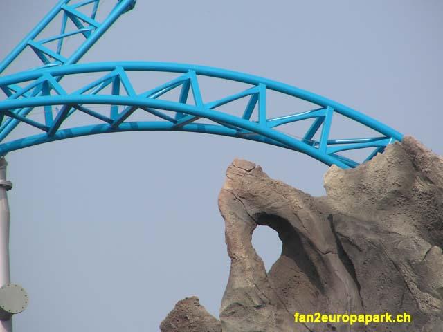 Blue Fire Megacoaster