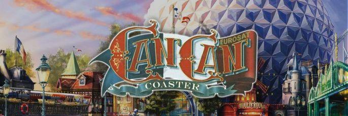 Eurosat - Cancan Coaster