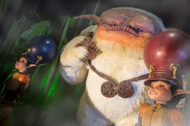 Arthur au royaume des Minimoys