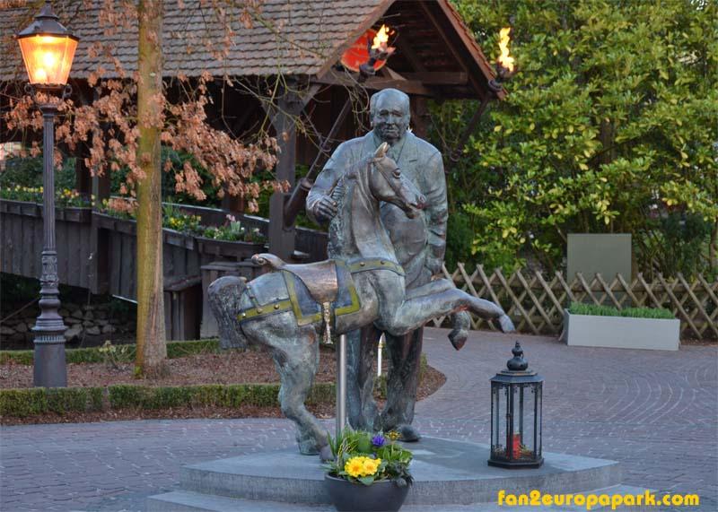 Monument Franz Mack