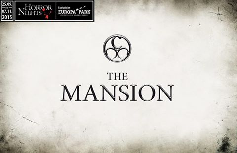 Horror Nights 2015 - The Mansion