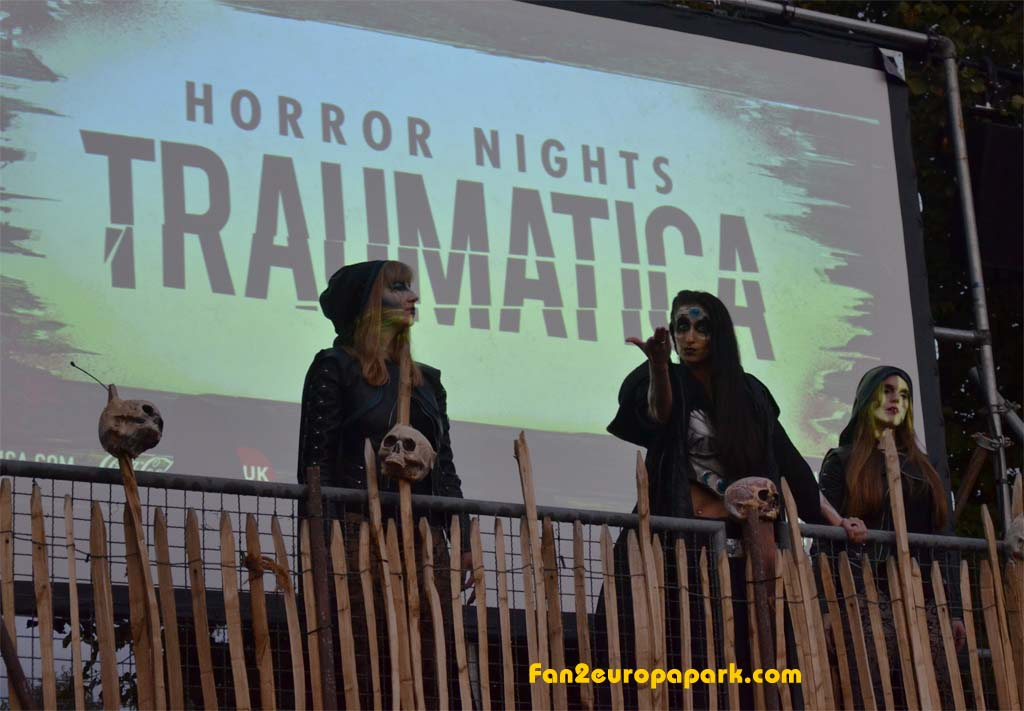 Horror Nights - Traumatica 2019
