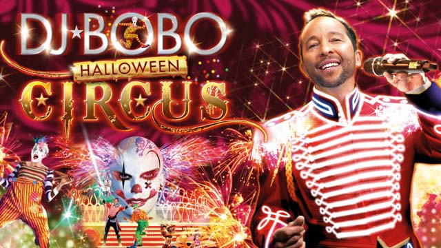 DJ Bobo - Halloween Circus