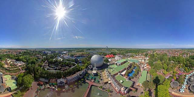 Europa-Park est élu meilleur parc d'attractions en Europe !