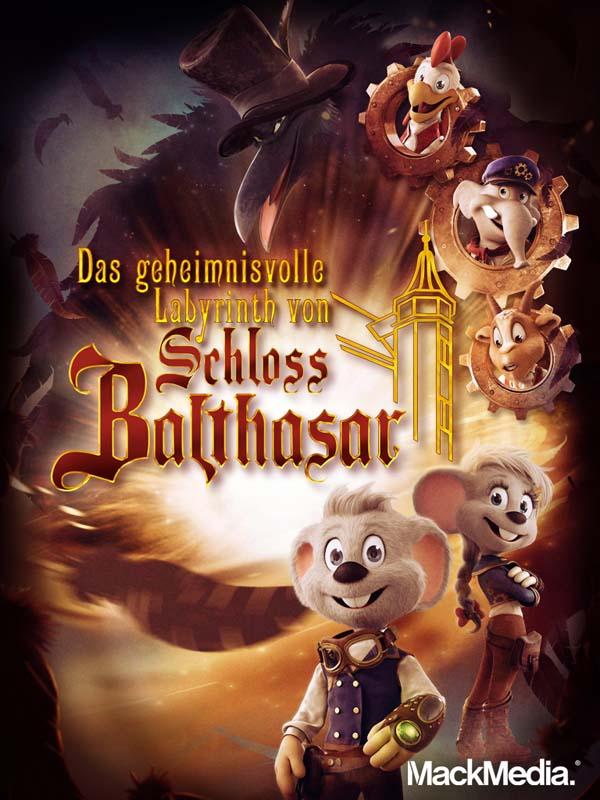 Le mystérieux labyrinthe du château Balthasar