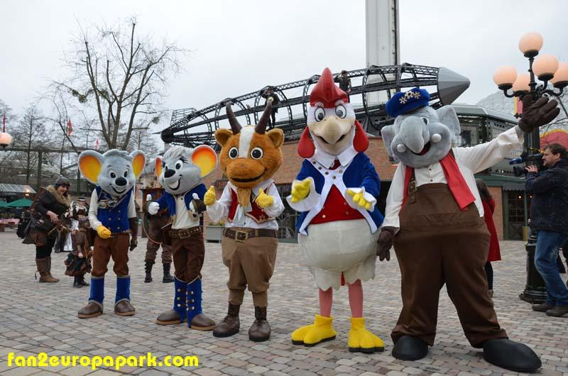 Euromaus et ses amis