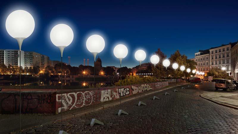 Photo: Yannick Henrion - Commémorations de l'anniversaire de la chute du Mur de Berlin