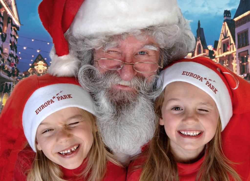 Rencontre des Pères-Noël !