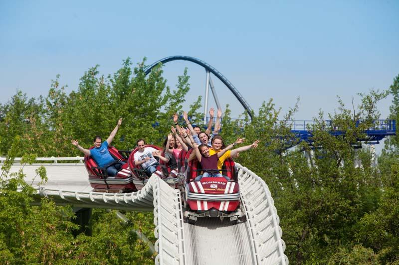 Le parc de loisirs préféré des Suisses se mettra aux couleurs de la confédération dans le cadre de la fête nationale le 1er août.
