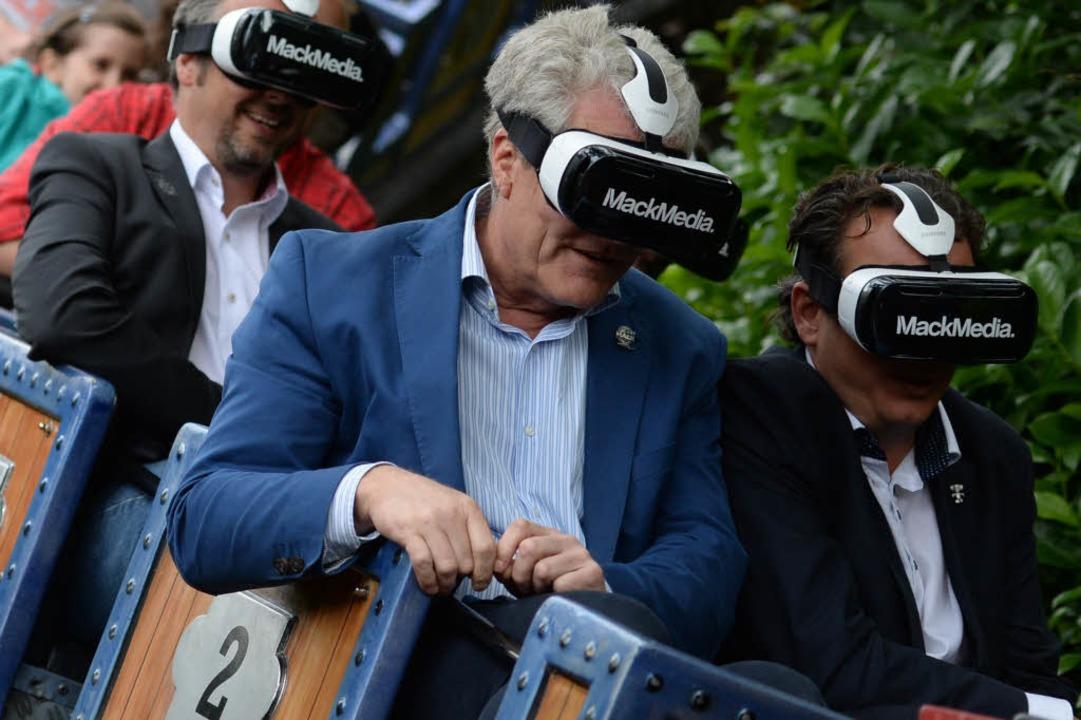 A Europa-Park, des experts parlent de l'avenir des parcs d'attractions.