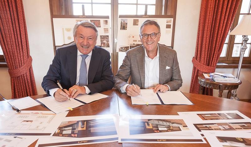 Europa-Park et Lindt & Sprüngli feront route ensemble