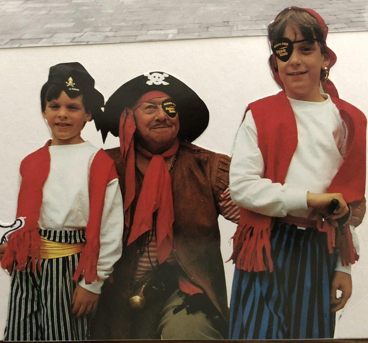 Europa-Park - Michael et Thomas Mack en 1987