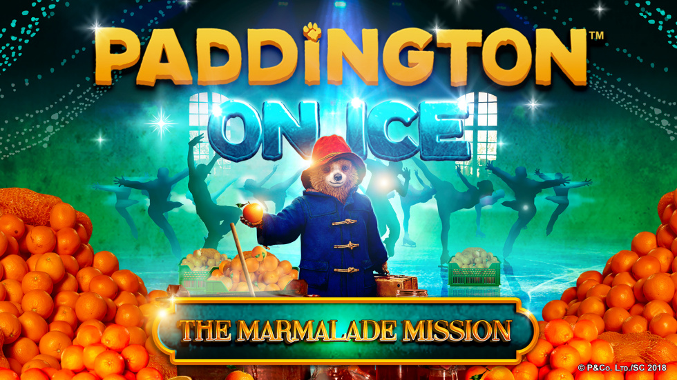 Paddington On Ice